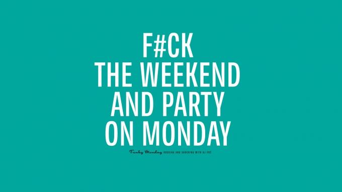 Funky Monday, Monday 22 september 2014